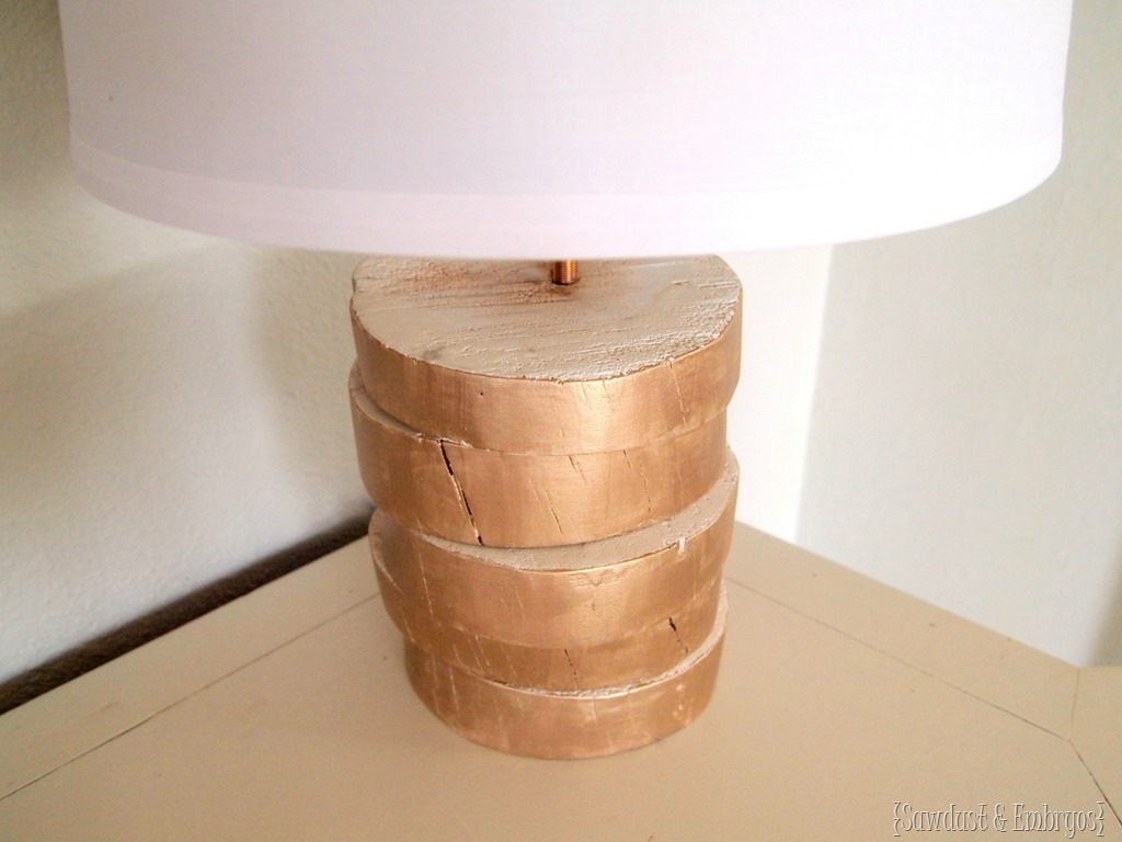 Wood Disk Table Lamps Wiring Tutorial Reality Daydream A Lamp Slab With Simple Instructions Sawdust And
