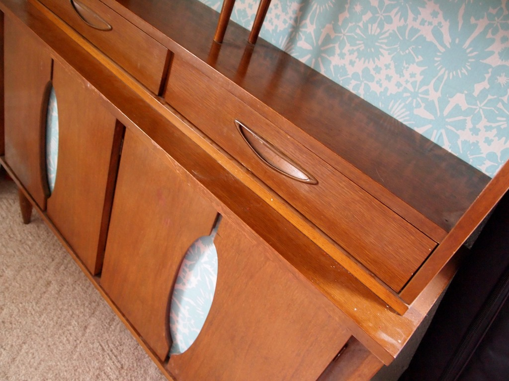 Temporary Mid Century Furniture Update Sawdust And Embryos