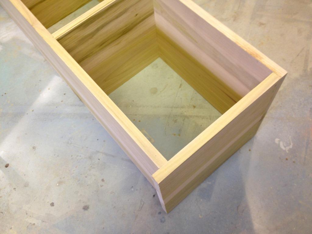 Build A Mudroom Bench Sawdust