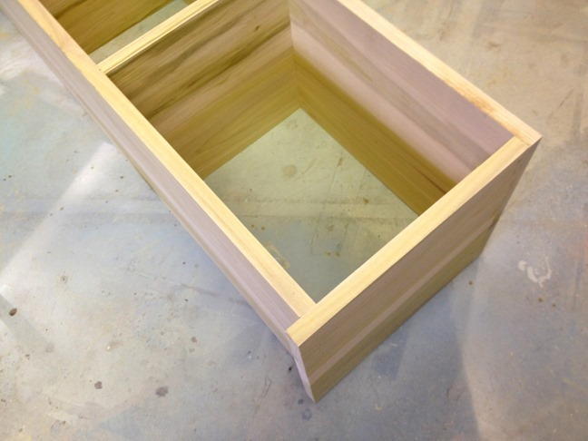 Build a mudroom bench {Sawdust and Embryos}