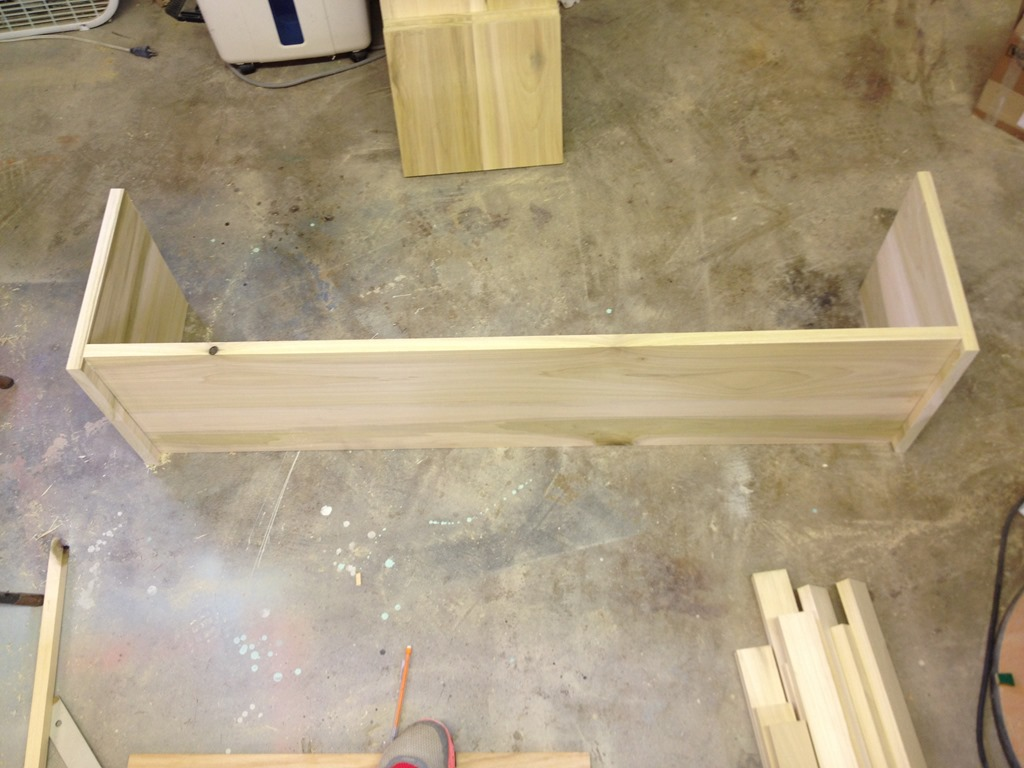 Building A Mudroom Bench With Plans By Ana White {Sawdust And Embryos}