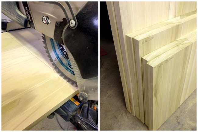 Building a rolling mudroom bench {Sawdust and Embryos}