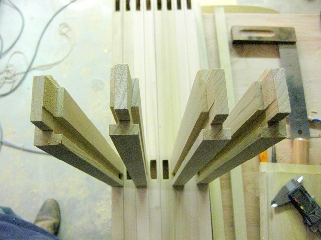 Mortise and Tenon Fitment