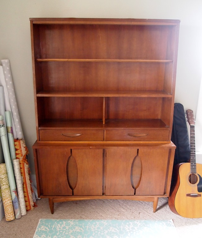 Mid Century Modern Dining Room Hutch. Temporary MidCentury Furniture Update  Reality Daydream