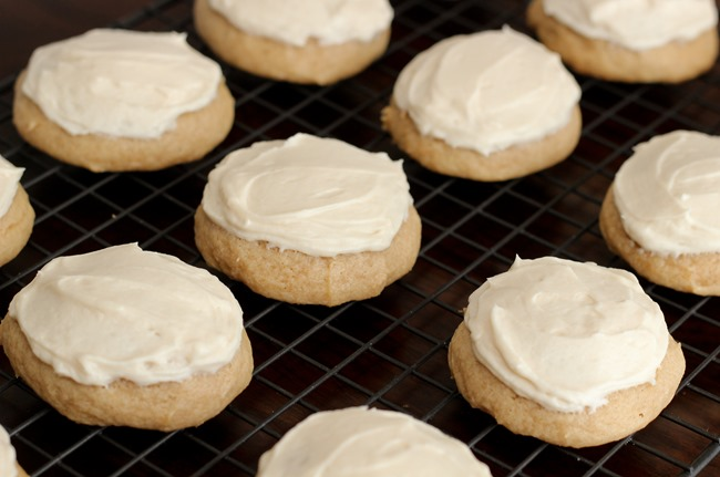 Brown Sugar Cookie Recipe... these are amazing!