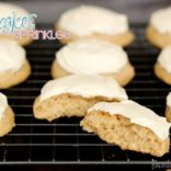 Brown Sugar Cookies {Cupcakes w/ Sprinkles}