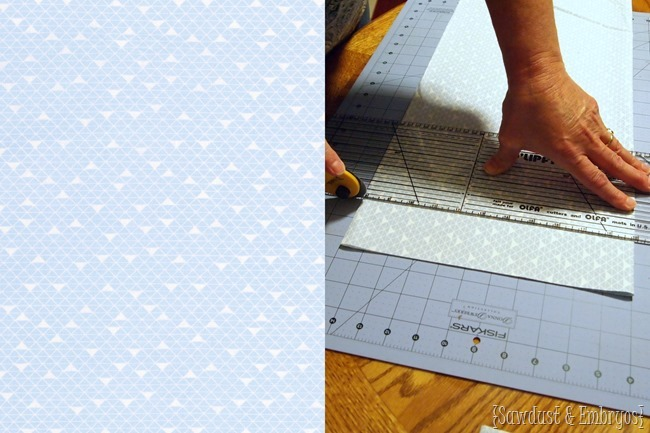 Baby quilt fabric {Sawdust and Embryos}