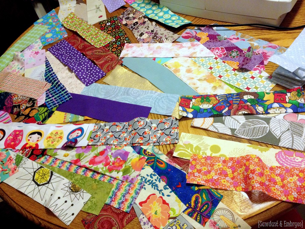 The Making Of The Baby Quilt Reality Daydream