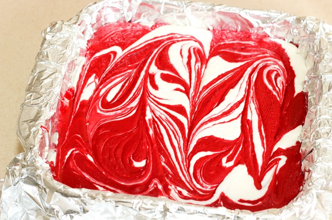Red velvet fudge YES PLEASE!