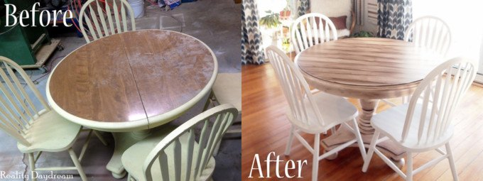 This Furniture Transformation Was So Simple And If It Weren T For Paint Drying Times We Could Have Knocked One Out In An Afternoon Easily