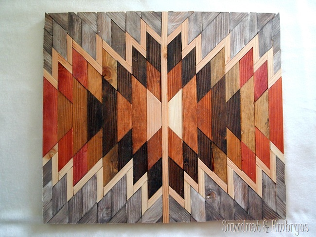 Wood Wall Art Challenge Roundup Reality Daydream