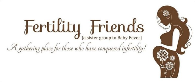 Fertility Friends... a community of women who have conquered infertility {Sawdust and Embryos}