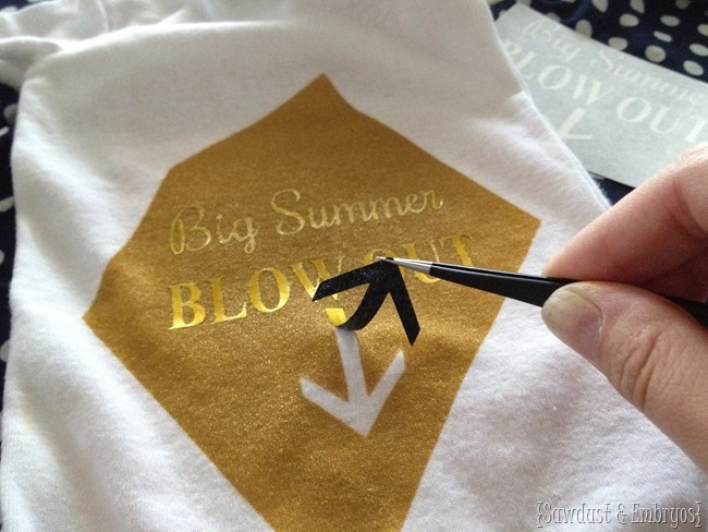 Big Summer Blowout onesies {Sawdust and Embryos}
