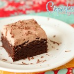 Chocolate Mousse BROWNIES!