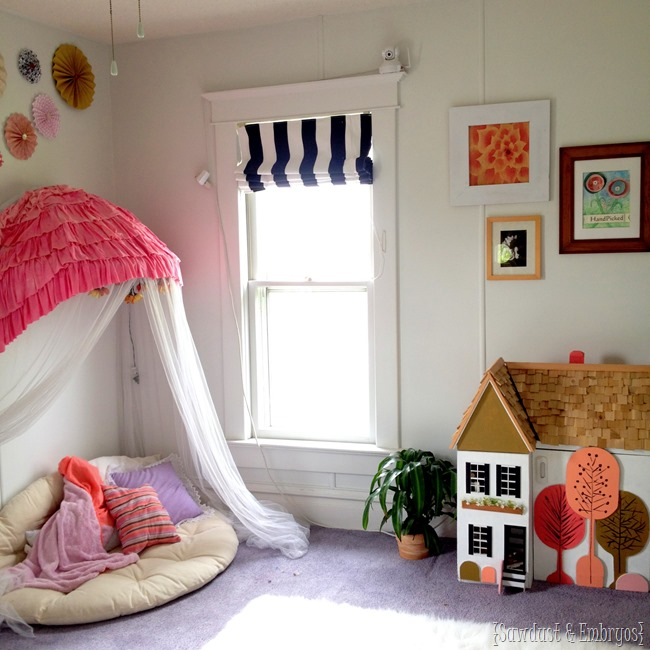 The twins' room {Sawdust and Embryos}