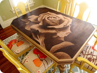 Woodstain artwork is easier than you think