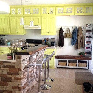 Extending Kitchen Cabinets up to the Ceiling  Reality