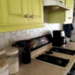 How to Stencil your Backsplash