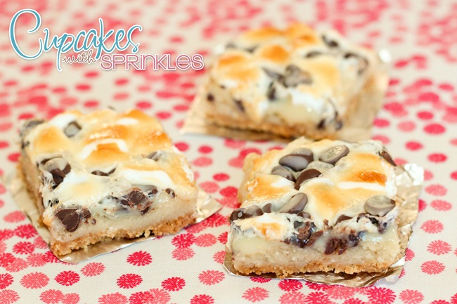 S'more Magic Bars 1