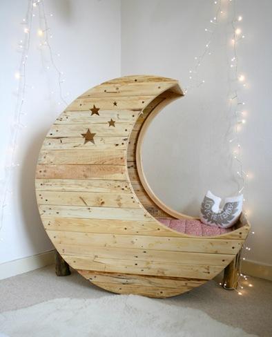 ADORABLE toddler bed idea