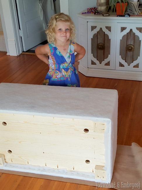 Little upholstery helper