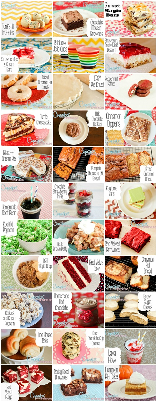 Sooooo Many AMAZING recipes by Cupcakes with Sprinkles!