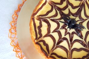 chocolate-spider-halloween-cheesecake-dessert-reality-daydream