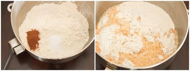 Pumpkin Cinnamon Sugar Pretzels
