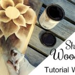 LIVE 'Shading w/ Wood Stain' Workshop