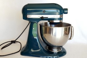 How to Paint your Kitchen Aid Mixer