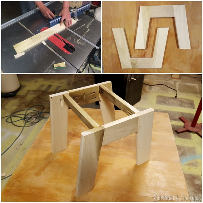 Free Building Plans for Children's Chairs! {Sawdust and Embryos}