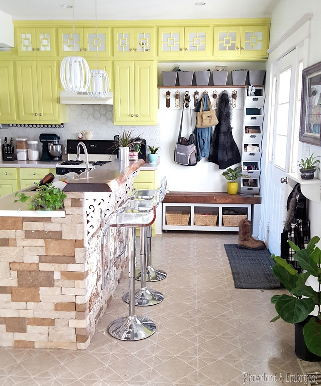 Sawdust and Embryos' Kitchen