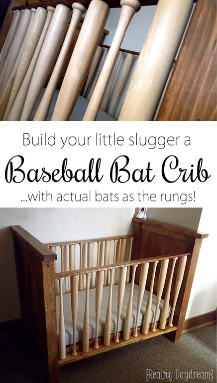 Baseball Bat Crib Tutorial and building plans {Reality Daydream} on construction stairs, standard rise for stairs, basement stairs, outdoor stairs, calculator stairs, winder stairs, home stairs, run stairs, water stairs, residential spiral stairs, design stairs, building stairs, wooden stairs, floor plans with stairs, one open side stairs, remodel stairs, do it yourself stairs, make stairs, model stairs, use stairs,
