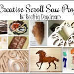 Lots of Creative Projects using your SCROLL SAW!