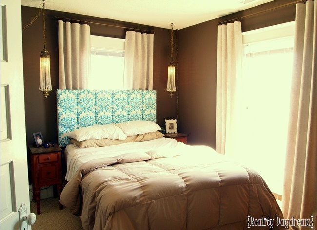 Master Bedroom {Reality Daydream}