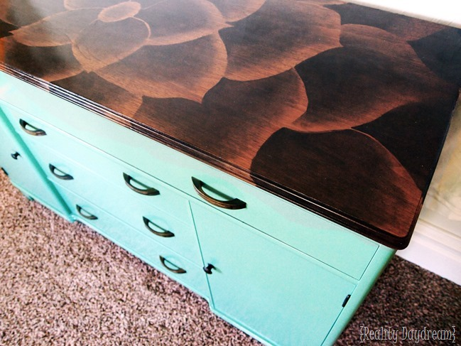 Are you so inspired by this beginner's guide to staining with wood stain? I hope so!