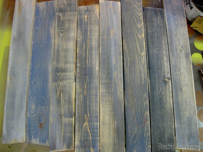How To Make New Boards Look Like Old Barn Boards Reality