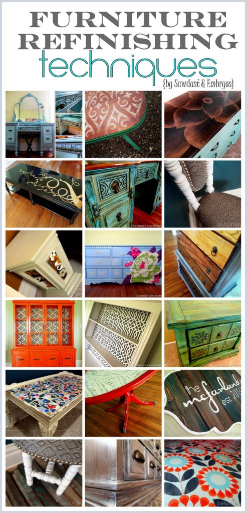 Excellent Resource for Furniture Painting Tips and Ideas! {Reality Daydream}