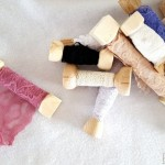 Make these Wooden Spools {using a Lathe!}