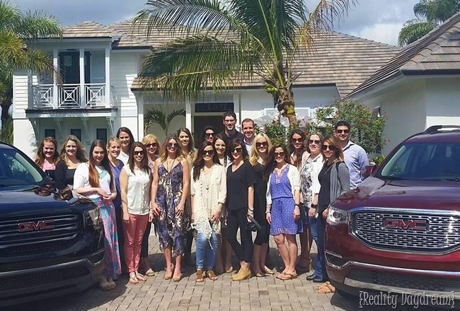 GMC Blogger Gathering in Orlando, and tour of the HGTV Dream Home! {Reality Daydream}