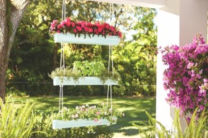 Hanging Gutter Planter–DIH Workshop