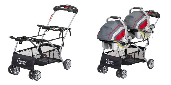 Baby Trend Double Snap n Go Stroller... MUST HAVE for twins!