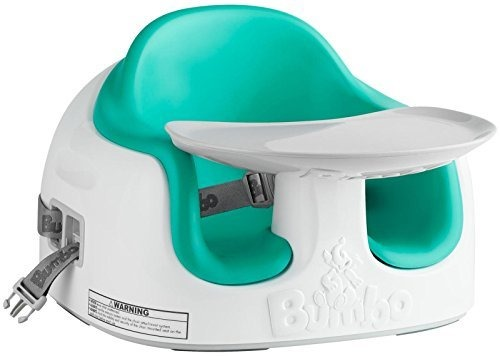 Bumbo Multi seat doubles as a booster - highchair!