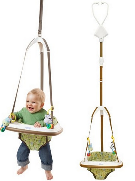 Graco Bumper Jumper Doorway Jumper provides so much fun and entertainment!