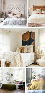 Inspiration photos of the vibe we're going for in our Master Bedroom makeover {Reality Daydream}