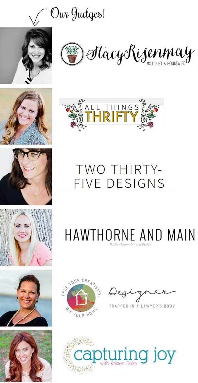 JUDGES for the Unfinished Trinket Box Contest! {Reality Daydream)