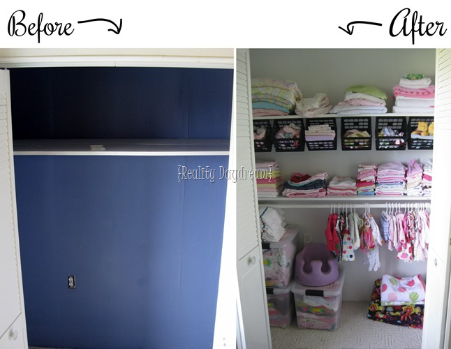 Kids closet transformation... tons of unique storage ideas! - Reality Daydream