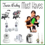 Must-Haves for Twin Babies (and Mamas!)