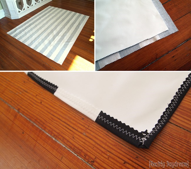 Make your own Roman Shades!