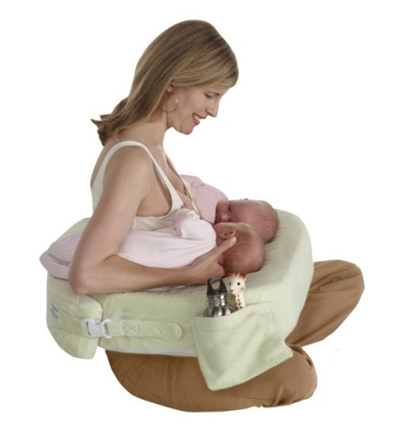 My Brest Friend Twin Nursing Pillow: Must-Have for Twins
